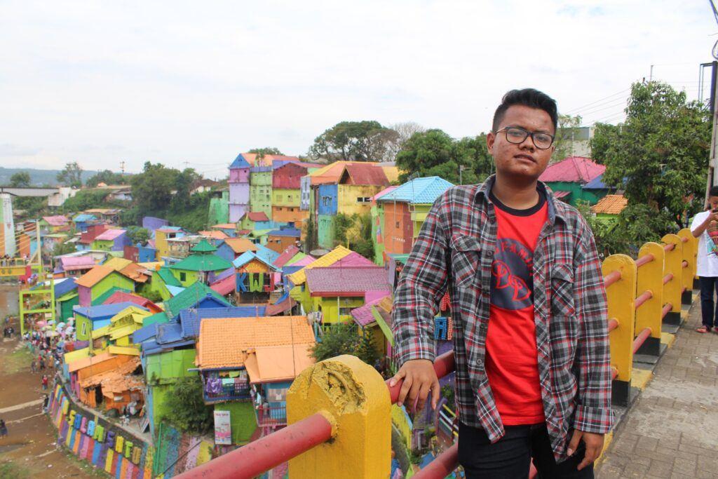 Kampung Jodipan Warna Warni